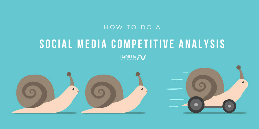Actionable Steps To Do A Social Media Competitive Analysis