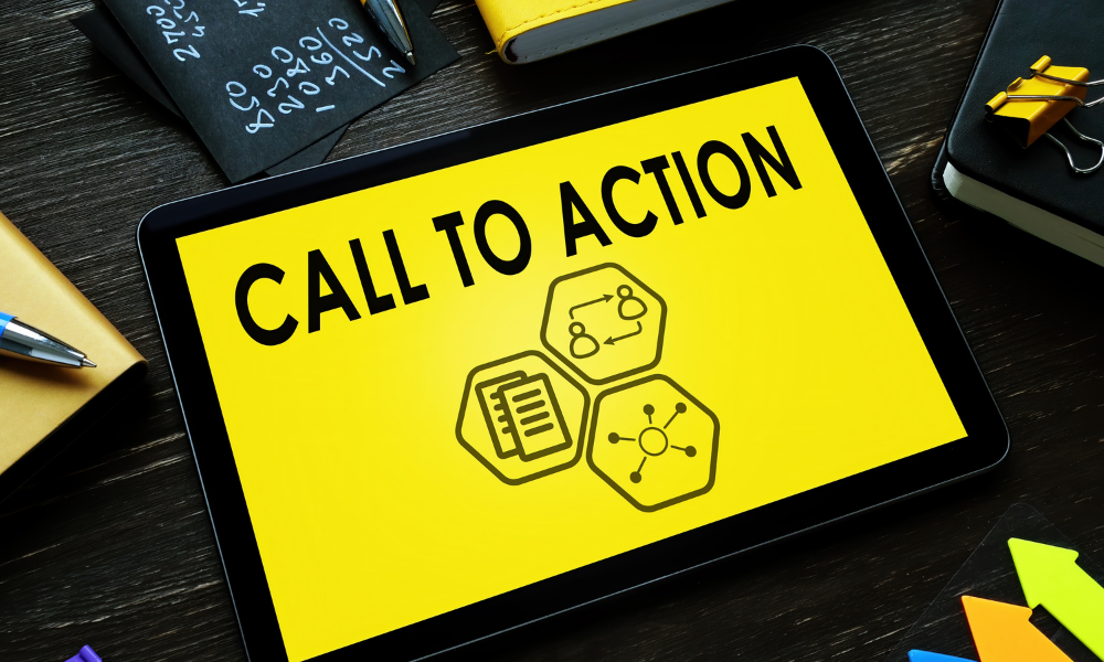 tạo Call to Action
